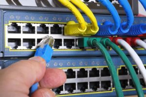 Ethernet Network Cabling - Various Types and Applications